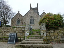 Ludgvan Church, Cornwall © SMJ